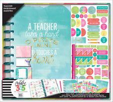 2017-2018 The BIG Happy Planner Teacher Edition Box Kit- Kaleidoscope Homeschool