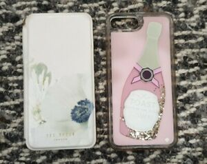 TED BAKER & KATE SPADE IPhone 7 & 8 Plus Mobile Phone Covers protective Case