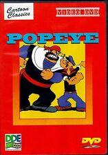 Popeye (DVD, 1997, Animation) WORLDWIDE SHIP AVAIL!