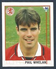 MERLIN-1996-PREMIER LEAGUE 96- #489-MIDDLESBROUGH-IPSWICH TOWN-PHIL WHELAN