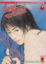 ANGEL HEART n°  4 - La nuova serie di City Hunter