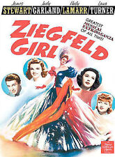Ziegfeld Girl ~ New DVD ~ James Stewart, Judy Garland, Lana Turner  Sealed