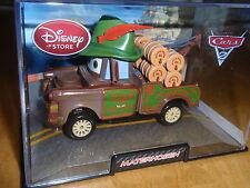 Disney Cars 2 MATERHOSEN Collector's Case Disney Store