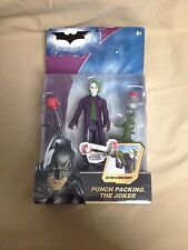 "Batman Dark Knight Punch Packing The Joker 6"" Action Figure"