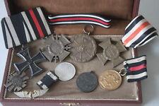 Konvolut Militaria Orden,Sachsen Anstecknadeln 1.WK Deutsches Reich Ehrenzeichen