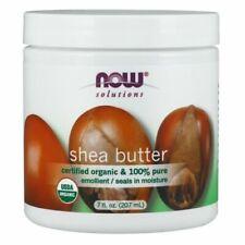 NOW Foods Shea Butter, Organic, 7 oz.