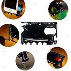 Wallet Ninja Multifunzione 18in1 Opener Cacciavite Fresa Sopravvivenza Strumento