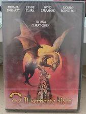 DVD - Q IL SERPENTE ALATO - LARRY COHEN - SIGILLATO!  A8