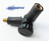 MDI Match Black Angle Tilt Lock for Fishing Keepnets, Rod Rest,Pole Rollers etc.