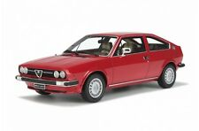 OTTO MOBILE Alfa Romeo Alfasud Sprint Red OT160 1:18**New Release**