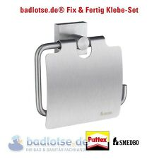 SMEDBO HOME matt Reserve-Papierhalter WC-Papier-Halter Klo-Rollenhalter HS320 Toilet Roll Holders Home, Furniture & DIY