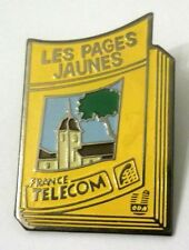 Pin Spilla Le Pages Jaunes - France Telecom Pagine Gialle