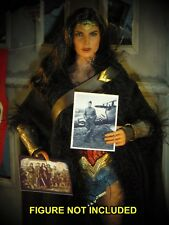 1/6 scale Custom Magazines and Documents - for Hot Toys Wonder Woman