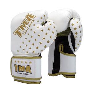 TMA Kids Boxing gloves best for kickboxing, 6 oz Martial Arts, MMA, Muay Thai