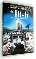 DVD THE DISH  2003 Commedia Sam Neil Patrick Warburton