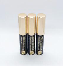 3 x Estee Lauder Sumptuous Extreme Lash Multiplying Volume Mascara Extreme Black