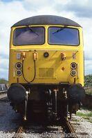 British Rail Class 56 56005 Cadishead 05/08/85 Rail Photo C