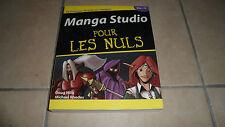 MANGA STUDIO POUR LES NULS - Hills / Rhodes - BE
