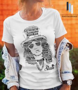 Slash - Guns n Roses Cool Music/Rock/Concert Premium Supersoft Unisex T-Shirt