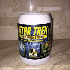 STAR TREK THE MAN TRAP ANNIVERSARY EPISODE MUG
