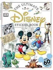 Ultimate Sticker Book: Disney by DK Publishing (Paperback / softback)