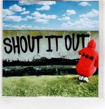 (HF981) Balkan Beat Box, Shout It Out - DJ CD