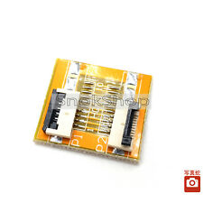 FPC FFC FLAT FLEX CABLE pitch 1mm 4pin to 4pin INCREASING SCREEN LINE EXTENSION
