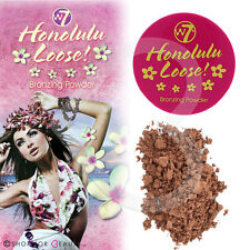 W7 Honolulu Bronzing Bronzer Powder 8g