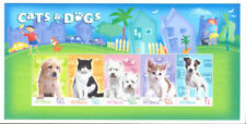 Mint Never Hinged/MNH Cats Sheets Stamps