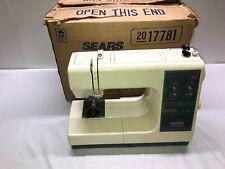 Kenmore Sewing Machine 22 Stitch Model 385 1778181 with orignal box
