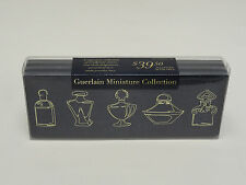 RARE GUERLAIN 5 MINIATURE COLLECTION  *** SEALED