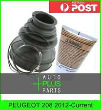 Fits PEUGEOT 208 2012-Current - Boot Inner Cv Joint Kit 80X96X35