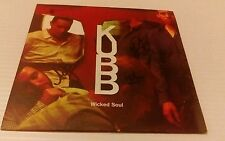 """KUBB - Hand Signed Autographed 7"""" Vinyl - Wicked Soul + COA"""