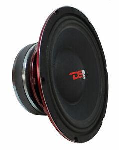 "DS18 PRO-X10MBASS 10"" 8 Ohm 800W Midbass Speaker Car Pro Audio"