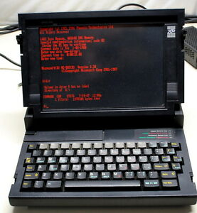 Museum Item GRIDCASE 286 Computer 640K RAM 384 EMS Works  Ships Worldwide