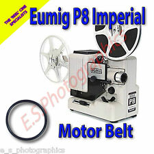 Eumig P8 Imperial Projector Motor Drive Belt BRAND NEW!