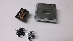 Rebuild Service For Power Window Switch 65 66 67 68 1968 Plymouth Dodge Chrysler