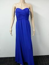 NEW - Lauren Ralph Lauren Royal Sapphire Strapless Dress - Size 10 - Blue $210