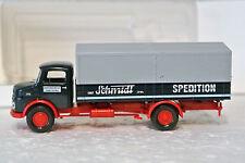 Wiking 85202  HO /87 Mercedes L 1113 Truck Schmidt Spedition C-9 NIB