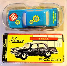 BMW 1500 Vril BLEU BLEU 1:90 SCHUCO PICCOLO 05182