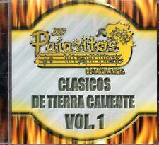 Super Banda Los Pajaritos De Tacupa Mich. Clasicos de Tierra Caliente V1 CD New