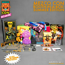 2020 SDCC Mezco Booth In A Box Bundle Gomez Clan Of The Golden Dragon