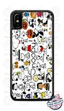 CHARLIE BROWN SNOOPY PEANUTS PHONE CASE COVER FOR iPHONE SAMSUNG GOOGLE LG