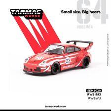 Tarmac Works 1:64 Porsche RWB 993 RWBWU