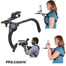 AU Shoulder Pad Hands Camera Mount Rig For Canon Nikon Camcorders DSLR DV Video