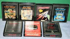 Vintage Atari Games - Lot Of 7 Games