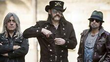 Motörhead - Live Concert LIST - Lemmy Kilmister - Bad Magic - Ace Of Spades