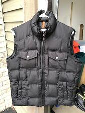 J.Crew • Men's Down Vest • Size Medium