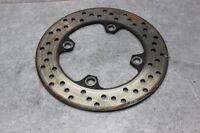 03-04 Kawasaki ZX6R 636 Rear Wheel Brake Rotor Disk