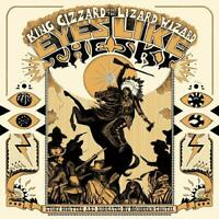 KING GIZZARD & THE LIZARD WIZARD - EYES LIKE THE SKY (COLORED VINYL) LP NEW!